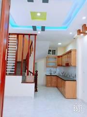 Bán nhà phân lô sổ đỏ 50m2 x 5 tầng, đường Lê Trọng Tấn Hà Đông, full nội thất đẹp