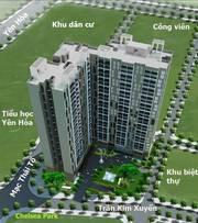 Mở bán 200 căn hộ chung cư cao cấp E2 CHELSEA Trần Kim Xuyến - Yên Hòa - Cầu Giấy