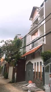 Bán nhà Hẻm Xe Hơi Đường Nguyễn Kiệm - Phường 9 - Quận Phú Nhuận  Diện tích : 5,2m x 20m