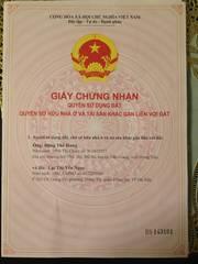 Bán gâp mảnh đất ngõ Nguyễn Trãi,Trường Đại học Nhân Văn,Thanh Xuân DT 133m2 giá 9,8 tỷ
