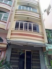 Nhà cho thuê nguyên căn, đường nội bộ rộng 10m, Đường 30, P6, Q4, khu trung tâm, diện tích: 4x9