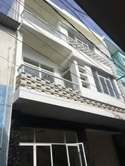 Nhà hẻm Hà Thanh 3 tầng cần bán