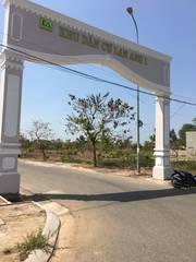 CẦN BÁN: Lô đất nền khu LAN ANH 1, TP - Bà Rịa, Tỉnh BR-VT  cách đường Võ Văn Kiệt 150 mét