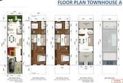 Chính chủ cho thuê nhà phố Lake View City Q2 giá 20 triệu/tháng