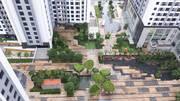 CC bán cắt lỗ căn hộ góc, 100m2, 3PN, ban công ĐN-TN, dự án Goldmark City, có sổ đỏ