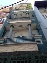 Bán nhà hẻm xem hơi 8m  đường Trương Công Định, Tân Bình. DT 9,3x30m, 2 lầu, 18.5 tỷ.
