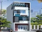 Bán nhà 4 tầng mặt đường Văn Cao, Ngô Quyền, Hải Phòng