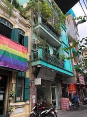 Bán nhà mặt phố Hội Vũ, đẹp xây khách sạn, văn phòng, homestay