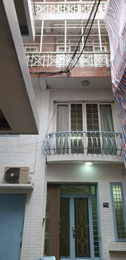 Nhà kiệt 4 tầng trung tâm quận Hải Châu, Đà Nẵng