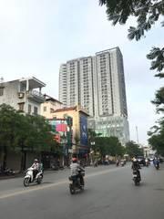 Cho thuê nhà nguyên căn, mặt phố Tô Hiệu. MT: 4.5m, DT: 90m2/tầng, kinh doanh mọi ngành nghề