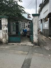 Bán nhà  11.5x11  hẻm 8m đường Bà Hom Q6