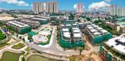 Biệt Thự Hoa Hồng HN 132m2  8,8 Tỷ Tiện Ích 5 , Bể Bơi, Hồ Điều Hòa, Trường Học. Cạnh Công Viên.