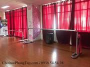 Cho thuê phòng tập nhảy Quận Tân Bình - số 140 Cộng Hòa