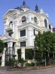 Đất Nền Mặt Đường Chùa Nghèo Xây Biệt Thự Tại PG An Đồng.