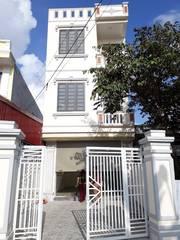 Bán nhà 3 tầng mặt đường thôn Tê Chử, Đồng Thái, An Dương, Hải Phòng
