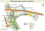 Vin city Sportia Tây Mỗ- Đại Mỗ thành phố thể thao năng động ai cũng có thể sở hữu căn hộ