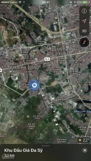 Bán đất làng nghề Đa Sỹ, phường Kiến Hưng, Hà Đông.