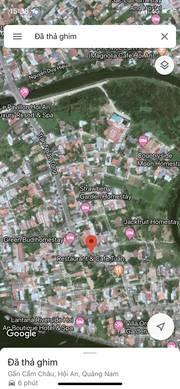 Bán đất mặt tiền đường Trần Nhân Tông Hội An thuận lợi kinh doanh