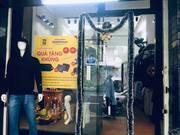 Cần sang nhanh cửa hàng thời trang nam mặt tiền Nguyễn Chí Thanh