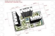 Cần bán CHCC Vinhomes Phạm Hùng -  view cây xanh - tầm view vĩnh cửu-  4pn  - 7,3 tỷ