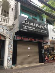 Cho thuê nhà lô góc phố Lê Lợi,MT:12m-DT:200m2 thông sàn làm thời trang