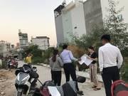 Bán lô đất công chứng trong tuần nằm gay mặt tiền đường Lê Đức Thọ , Quận 12