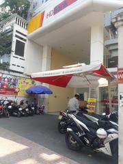 Cho thuê văn phòng, 107m2 tầng 3, Lê Quang Định, Bình Thạnh.
