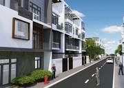 Nhà phố xây mới Huỳnh Tấn Phát, Quận 7, liền kề Phú Mỹ Hưng giá 6,1 tỷ