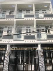 Bán nhà hẻm 1368 Lê Văn Lương, gần HAGL An Tiến, Hẻm 10m, nhà 4 tầng, 2.4 tỷ
