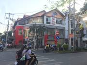Nhà góc 2MT Tân Sơn Nhì cho thuê kinh doanh dài hạn  DT: 16,5x17m . Gía tương đương 220 triệu/ tháng
