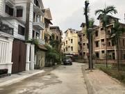 Bán BThự Làng Việt Kiều Châu Âu KĐT KĐT Vinaconex 2 Phùng Khoang 161M2 MT 10m chỉ 75tr/m2
