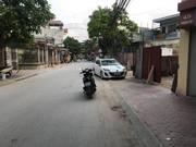 Bán đất mặt đường Phương Lưu gần Lộc Vừng Đỏ giá 27 triệu/m  thoả thuận