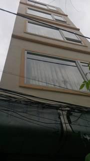 Bán nhà 35m2x5T đường Trương Định-quận Hoàng Mai, cách bờ hồ 5km, ô tô cách nhà 10m.
