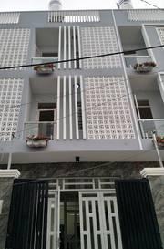 Bán nhà 4x12m, 3 tầng, 4PN, Lê Văn Lương gần HAGL An Tiến 2.25 tỷ