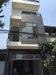 Bán gấp nhà 3 tầng đường Nguyễn Huy Tự gần biển phường Hòa Minh giá rẻ bao toàn thị trường
