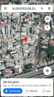 Bán nhà kiệt Ô tô đường Lương Thế Vinh Tp Đà Nẵng