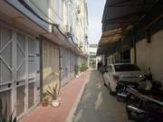 Nhà mới đẹp Lĩnh Nam Hoàng Mai  20m 5 tầng mặt tiền 3.1m giá 1.45 tỷ, ô tô đỗ cửa.