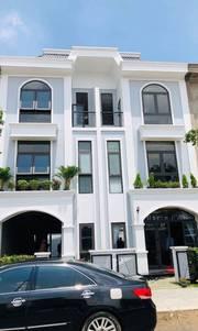 Mở bán nhà phố thương mại QL1A, giáp Bình Chánh, thiết kế hiện đại