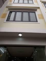 Bán nhà 4 tầng xây độc lập ngõ 3m khu Hào Khê đường Thiên Lôi phường Kênh Dương Lê Chân Hải Phòng