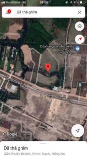 Cần bán đất thổ cư Phước Khánh Nhơn Trạch Đồng Nai