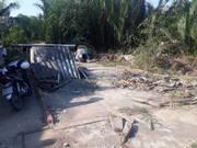 Bán Đất H.Cần Đước Xã Long Hựu Tây 283m2 Thổ Cư