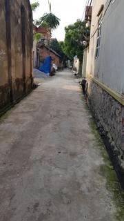 Bán đất DT 77,9m2 xã Tiền Phong, huyện Mê Linh, SĐCC, chỉ 10.5tr/m2