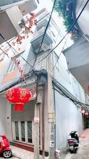 Bán nhà ngõ 298 Ngọc Lâm, s 33m2