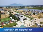 Bán gấp lô đất 125m2 ngay đại lộ 33m trục Nguyễn Tất Thành nối dài