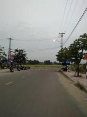 Dự án chạy dọc quốc lộ 1A ngang qua thị xã Điện Bàn