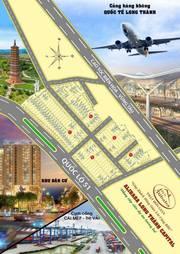 Đất nền dự án Long thành capital, 125 m2