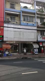 Cho thuê nhà góc 2mặt tiền, Nguyễn Chí Thanh, Quận 10, ngang 6m