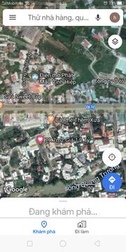 Bán đất Vĩnh Hiệp Cách đường 23/10 chỉ 20m Nha Trang