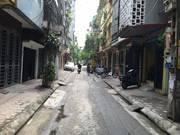 Bán nhà 5 tầng ngõ 293 Tam Trinh