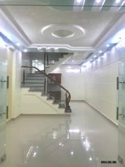 Bán nhà xây mới 4 tầng, ngõ phố Tôn Đức Thắng, Lê Chân, Hải Phòng.